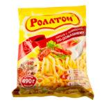 Лапша Роллтон яичная / говядина 90 г пак
