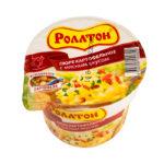Пюре Роллтон с мясным вкусом 40 гр