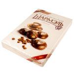 Зефир Шармэль кофейный в шоколаде 250 гр