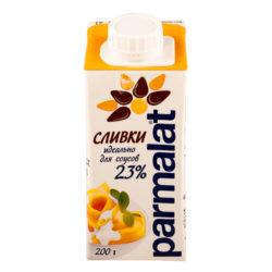 Сливки Пармалат для соуса ж23% 200 мл т/п