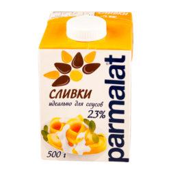 Сливки Пармалат для соуса ж23% 500 мл т/п