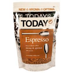 Кофе Today Еspresso 150г м/у