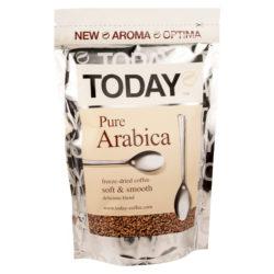 Кофе Today Рure Аrabica 150 г м/у
