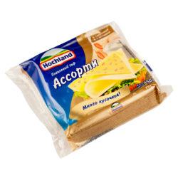 Сыр Хохланд плавленый ассорти сырное ж 55% 140 г