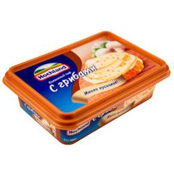Сыр Хохланд плавленый грибы ж 55% 200 г ванночка