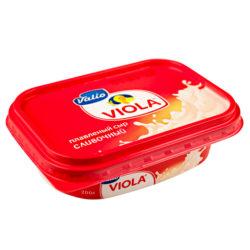 Сыр Виола плавленый сливочный 200 г ванночка