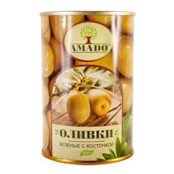 Оливки Amado с/к 300 г ж/б