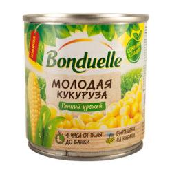 Кукуруза Bonduelle молодая 212 мл