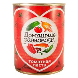 Паста томатная Домашние Разносолы 380 гр ж/б