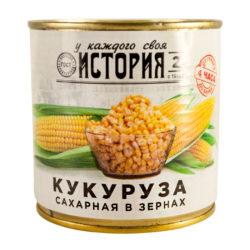 Кукуруза История ГОСТ 425 мл ж/б