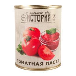 Томатная паста История ГОСТ 370 мл ж/б