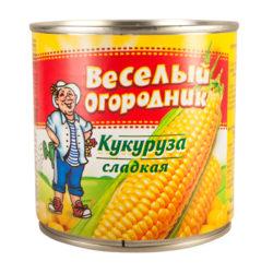 Кукуруза Веселый Огородник 425 мл