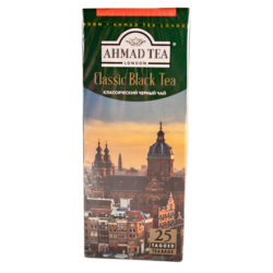 Чай Ahmad Tea Классический черный 25 1,8 г с/я