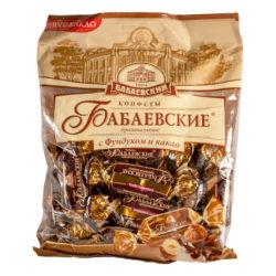 Конфеты Бабаевские фундук/какао 200 г