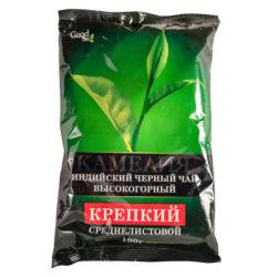 Чай Камелия черный среднелистовой 100 г