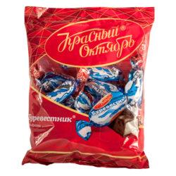 Конфеты Буревестник 250 г Красный октябрь