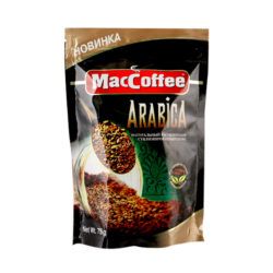 Кофе MacCoffee Аrabica 75 г
