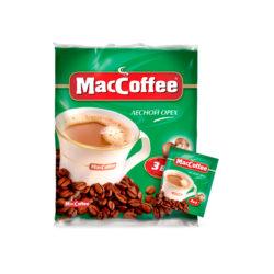 Кофе MacCoffee лесной орех 3в1 18 гр