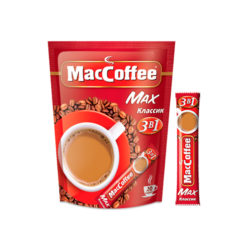 Кофе MacCoffee max 3в1 16 г