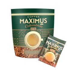 Кофе Maximus Columbian 3в1 18 г