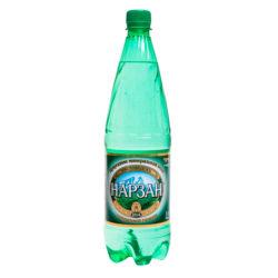 Минеральная вода Нарзан газ 1 л Пэт