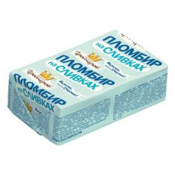 Мороженое Пломбир на сливках 100 гр Гроспирон