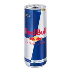 Напиток газ Ред Булл 0,25 л ж/б