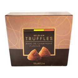 Конфеты Belgian Truffles шампанское 150 г