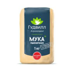 Мука Гудвилл пшенич в/с 1кг