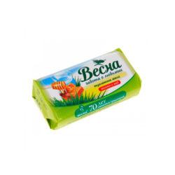 Мыло Весна молоко/мед 90г