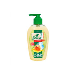 Мыло Весна жидк молоко/мед 280г
