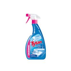 Ср-во Tytan д/мытья ван комнат 500г спрей