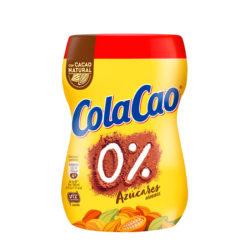 Какао Cola Cao обезжир 300г пэт