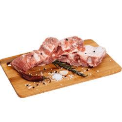 Рагу мясокостное из свинины п/ф Гурман