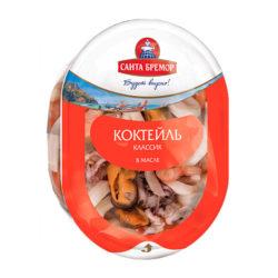 Коктейль из морепрод Классик в/м 200г CБ