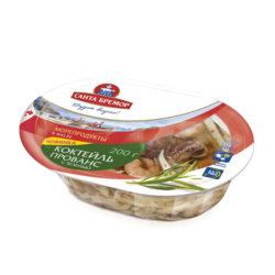 Коктейль из морепрод Прованс в/м зелень 200г CБ