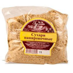 Сух Паниров 250г СлавтэкХлеб