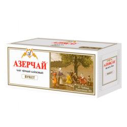Чай Azercay Buket черн 25пак*2г б/конв