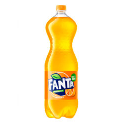 Н.газ ФАНТА апельсин 2л