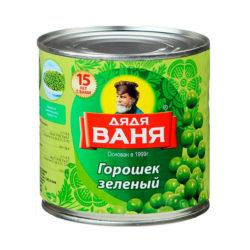 Горошек Дядя Ваня 400г ж/б