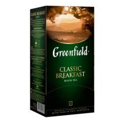 Чай Greenfield Cl.Breakfast черн25*2гр