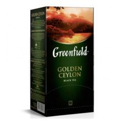 Чай Greenfield G.Ceylon черн25*2гр