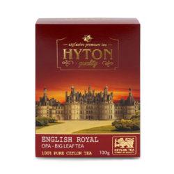 Чай Хайтон чер Английский Королевский ОРА 100г