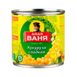 Кукуруза Дядя Ваня слад 425мл ж/б
