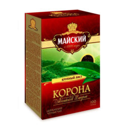 Чай Корона Российской Империи 100г