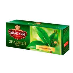 Чай Майский зел 25пак*2г