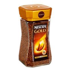 Кофе Нескафе Голд раст.190гр с/б