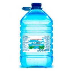 Вода питьевая СИБАКВА н/г 5л высшей категории бутилир.