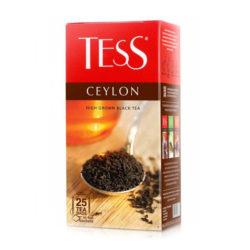 Чай Теss Ceylon Blak 25*2г
