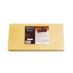 Ваф коржи для торта 140гр квадратные Тореро